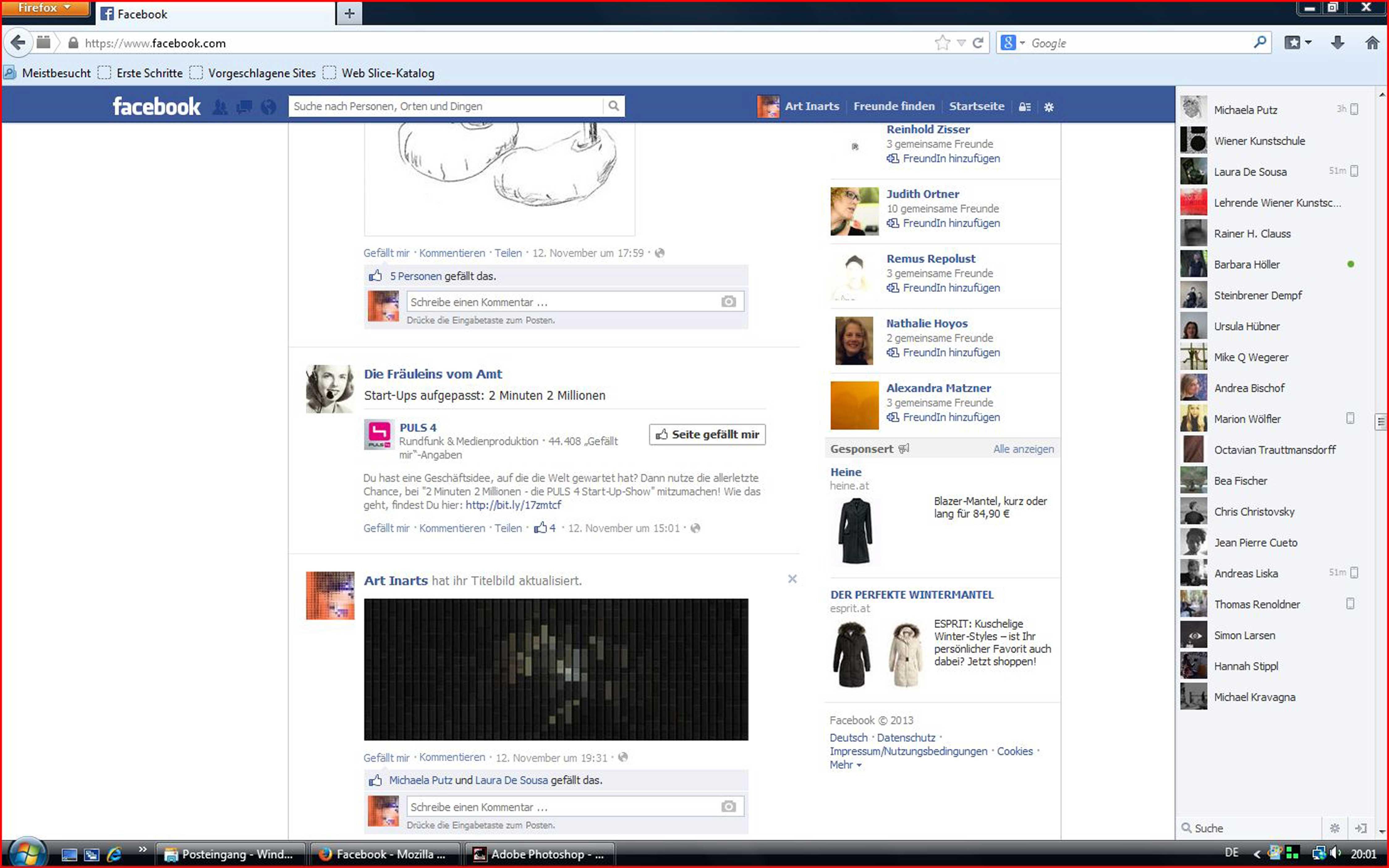 www.facebook.com/art.inarts